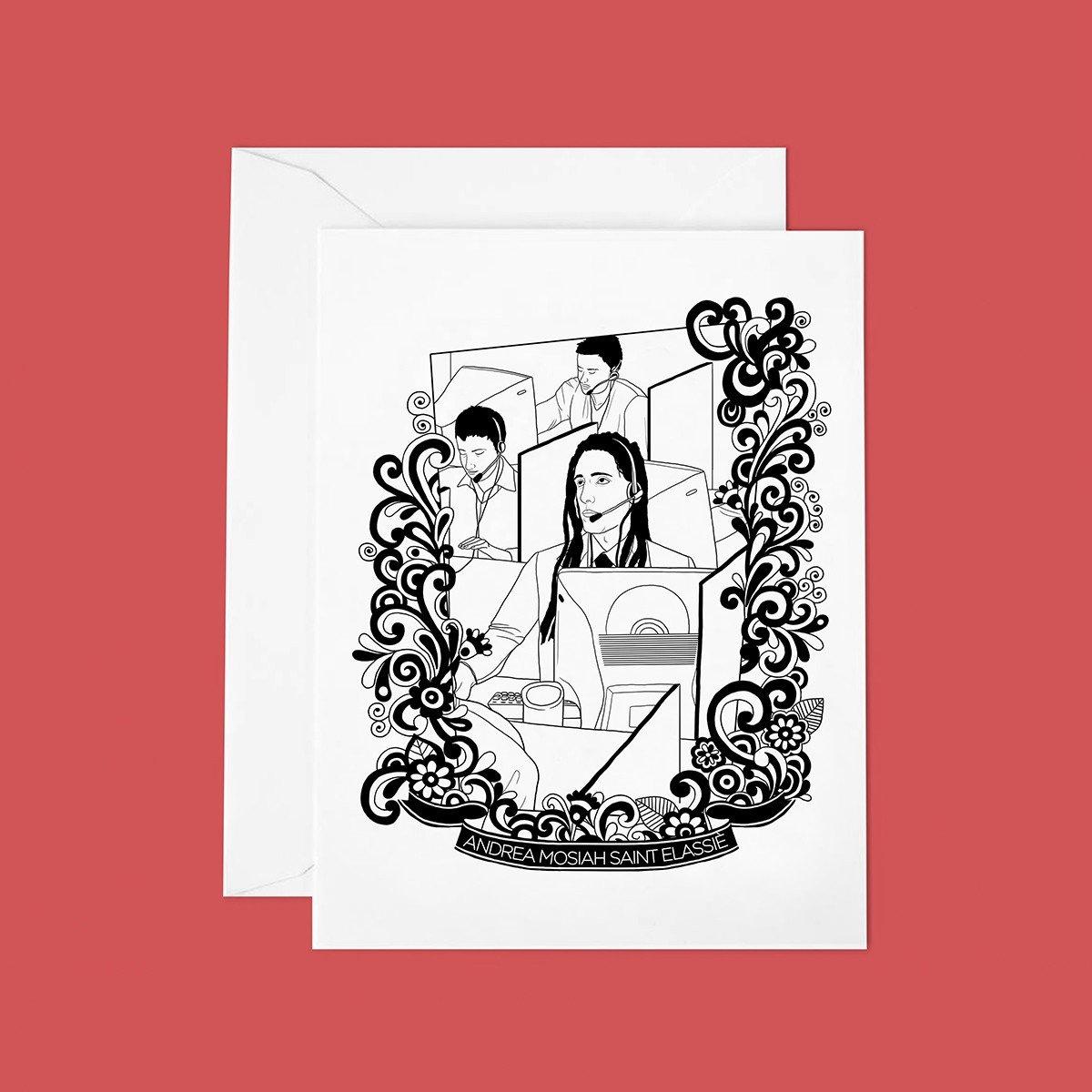 TUTTISANTI | Andrea Mosiah Saint Elassiè XIV