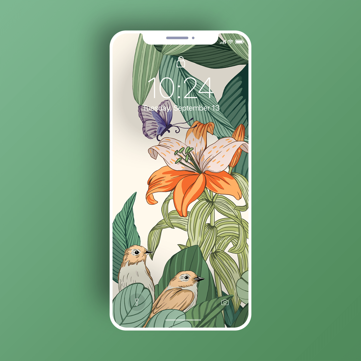 WALLPAPER – LILIUM